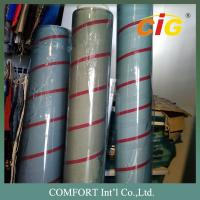 Buy cheap Waterproof PVC Transparent Film Pretty Surface Handle Soft Clear PVC Sheet product