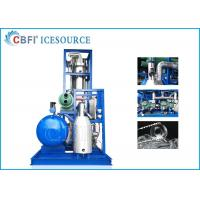 Buy cheap CBFI 20 Ton Tube Ice Maker Machine With PLC Automatic Controling System from wholesalers
