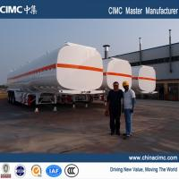 Quality fuel tank trailer , fuel tank semi trailer , 50000 liters fuel tank semi trailer wholesale