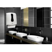 China N Folded Paper Hand Towel Dispenser , Glossy Surface Toilet Paper Dispenser Commercial on sale