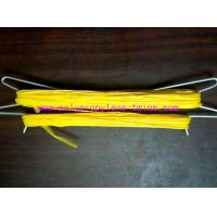Quality 1mm 1200m/Kg Packing PP Tomato Twine For Agricultural UV Treated Yellow wholesale