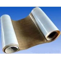 Quality High Density Etched Teflon Sheet PTFE Heat Resistance With Pure White wholesale