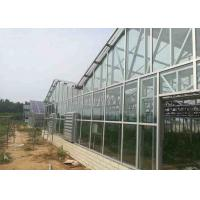 Quality Open Area Solar PV System 30KW Glass Cover Material 8 - 12 M Span CE Certification wholesale