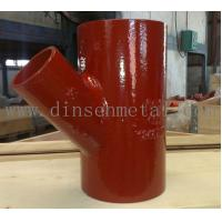 China EN877 Cast Iron Pipe and Fitting,SML pipe and fitting on sale
