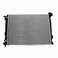 Quality Cooling system, made of aluminum core and plastic tank wholesale