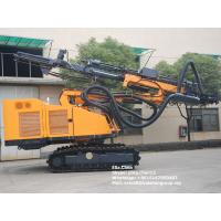 Quality 76 - 86mm Diameter Hole Hydraulic Open Pit Drilling Machine Hand Operation wholesale