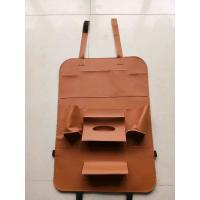 Quality hot sell car interior decorations seat back organizer, seat organizer, car organizer wholesale