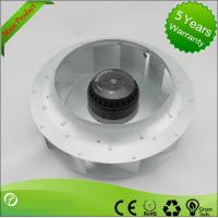 Quality Steel Brushless DC Centrifugal Fan , Backward Inclined Centrifugal Fan Air Blower wholesale