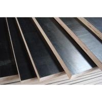 Quality Poplar Core Film Faced Plywood High Strength With Smooth Surface Treatment wholesale