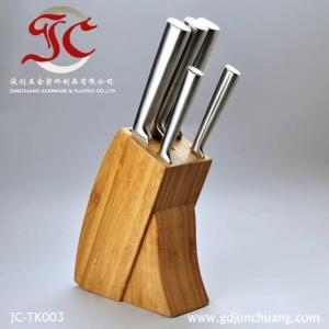 China 6pcs Hollow Handle Knife Set on sale