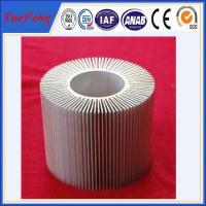 China aluminium heatsink manufacturing, extruded aluminum cooler, aluminium extruded heat sink on sale
