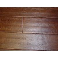 Cheap Walnut Handscraped Flooring for sale