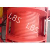 Quality Safe 10-Ton Windlass Winch Ship Deck Machinery Carbon Steel Material wholesale