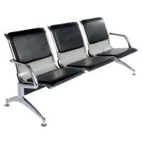 Quality High Back 3 Seat Hospital Waiting Area Chairs Bench Visitor Area Seating Reception wholesale
