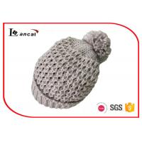 Quality Womens Knitted Beanie Hats wholesale