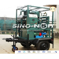China Transformer Insulation Oil Purifier on sale