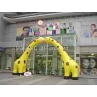 China 2012 Olympic advertising   inflatable bottle on sale
