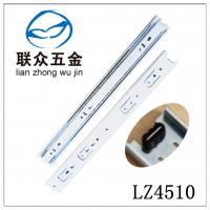 Quality LZ4510 High Quality Ball Bearing Drawer Slide wholesale