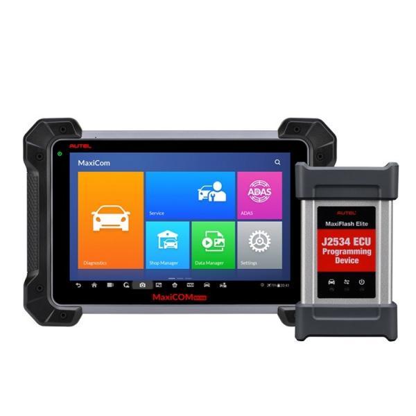 Cheap Autel MaxiCOM MK908P MK908 Pro Car Diagnostic Tool Universal ECU Programmer Programming Scanner Updated MaxiSys Pro MS90 for sale