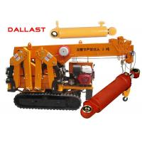 Buy cheap Dual Acting Hydraulic Piston Cylinders for Engineering Truck / Transportation Machinery from wholesalers