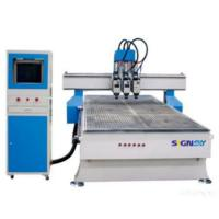 China Woodworking Cnc Router (three Spindle) on sale