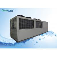 Quality SCM / PLC Electronic Industry Air Cooled Scroll Chiller Hanbell Screw Compressor wholesale