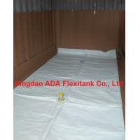 China Food Grade Fruit Juices Flexitank Flexibag 4 Layers PE and One Layer PP Flexitank on sale