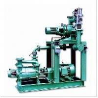 Cheap Roots pump vacuum system with liquid ring vacuum pumps for sale