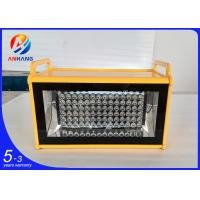 Quality AH-HI/A LED Aviation Obstruction Light with Alarm , Monitor , photocell / tower aviation lights wholesale