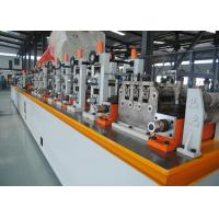 Quality China Factory price taiwan small welded ss metal square stainless steel tube pipe making machine wholesale
