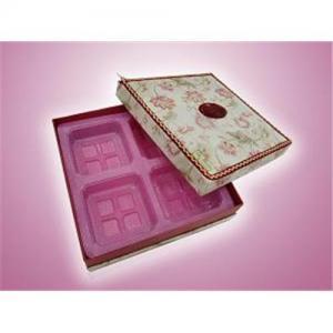 Cake packaging box