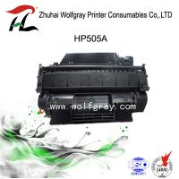 Quality Compatible for HP 505A toner cartridge wholesale