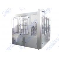 China SUS304 Material Automatic Bottle Filling Machine 380V 50HZ Three Phase Power on sale