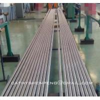 Quality Round Pump Shaft with Inconel AISI4130 Material for Electric Submersible Pump System wholesale