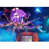 Quality Giant Octopus Inflatable Event Decoration , Inflatable Dragon Decoration Blower wholesale