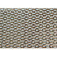 China Weather Resistance Aluminum Mesh Panel For Bathrooms / Balconies on sale