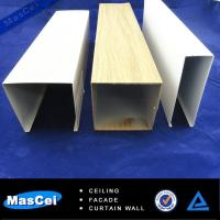China Tube ceiling / Baffle ceiling / metal ceiling panel system on sale