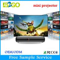 Quality Newest Mirroring System Mobile Smart Projector with WiFi Bluetooth Easy to Put Your Pocket wholesale