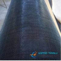 Cheap Titanium Wire Mesh, 100mesh 0.1mm Wire Diameter for Chemical Filter for sale