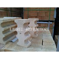 Quality Special Shape Refractory High Alumina Clay Bricks For Fireplace / linings wholesale
