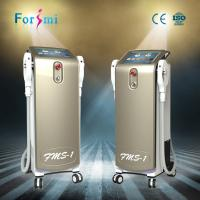 Quality China top sale CD approved factory price stationary multifunction face hair removal machine for beauty center wholesale
