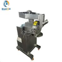 China Fine Grain Powder Grinder Hammer Mill , Pulverizer Machine For Powder Automatic Ss304 on sale
