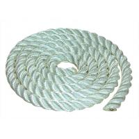Quality Nylon 3-strands twist code dock rope usded for boat or yacht wholesale
