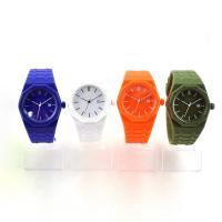 Quality Fashion Design Unisex Fashion Silicone Rubber Sport Watches CE ROHS Approved wholesale