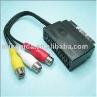 Quality Scart to RCA Cable wholesale