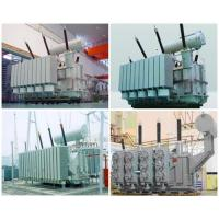 China Three-phase oil-immersed transformer on sale