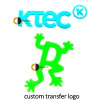 Buy cheap Custom stickers logo iron-on patches children alphabet iron on patch for garment craft from wholesalers