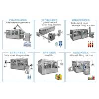 China CGF 8-8-3 Water Bottle Washing Filling Capping Machine,Production:2000-3000 bottles per hour. on sale