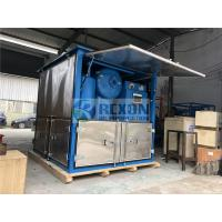 China Dust Proof Type Onsite Power Station Use Transformer Oil Purifier Machine 9000Liters/Hour on sale
