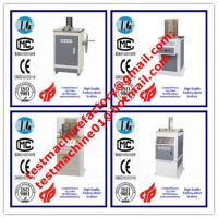 Quality Full series metal specimen braoching machines for charpy impact test sample wholesale
